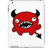 Happy Little Devil iPad Case/Skin