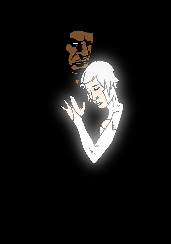Cloak and Dagger - Cropped by Michael Lee