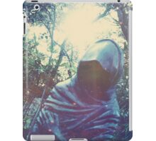 Haunted Statue iPad Case/Skin