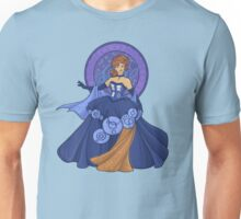 Gallifreyan Girl Unisex T-Shirt