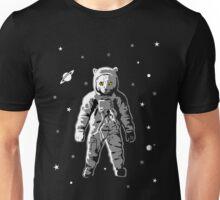 Cat Astronaut Spaceman Unisex T-Shirt