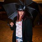 Rainy day by Gerard Rotse