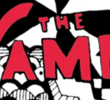The Vamps Zen Logo Sticker