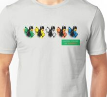 United colors of Kombat Unisex T-Shirt