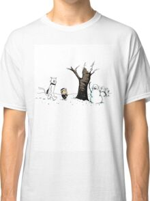 Jon and Ghost Classic T-Shirt