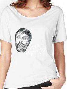 Slavoj Zizek : Viva la Repeticion !  Women's Relaxed Fit T-Shirt