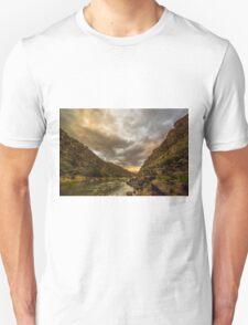 Taos Sunset Unisex T-Shirt