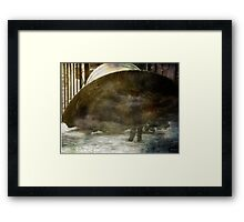 Soul Saver Framed Print