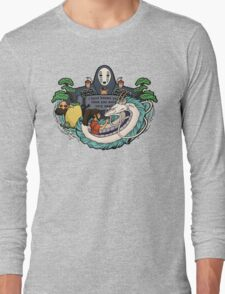 Spirit World Long Sleeve T-Shirt