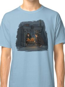 The Witch in the Fireplace Classic T-Shirt