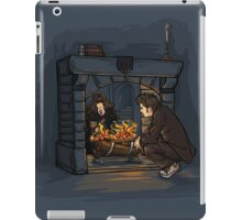 The Witch in the Fireplace iPad Case/Skin