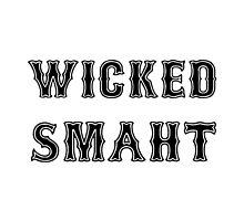 Wicked Smaht by AmazingMart