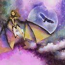 Flight of Fantasy by shutterbug2010