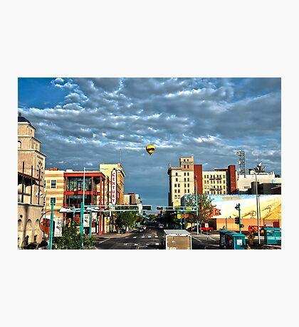 Downtown Albuquerque Photographic Print