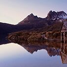 Time to Reflect_Dove Lake by Sharon Kavanagh
