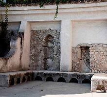 Ravello Garden Benches by phil decocco