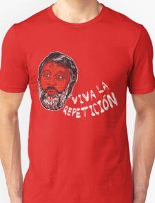 (Polka Dot) Zizek : Viva la Repeticion ! T-Shirt