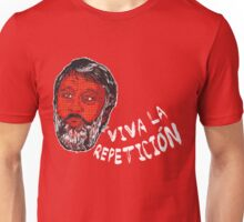 (Polka Dot) Zizek : Viva la Repeticion ! Unisex T-Shirt