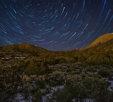 Star Trails by IOBurque