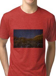 Star Trails Tri-blend T-Shirt