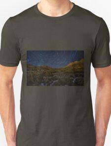 Star Trails Unisex T-Shirt