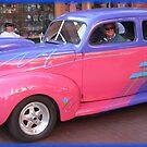 Sedan from the 40s by Debbie Robbins