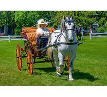 Carriage Classics Photographic Print