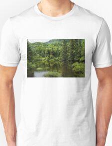 Quiet Rain and Forest Fairies  Unisex T-Shirt