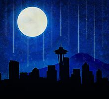 Sleepless Seattle by noondaydesign
