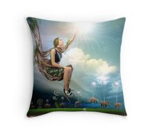Wishful Throw Pillow