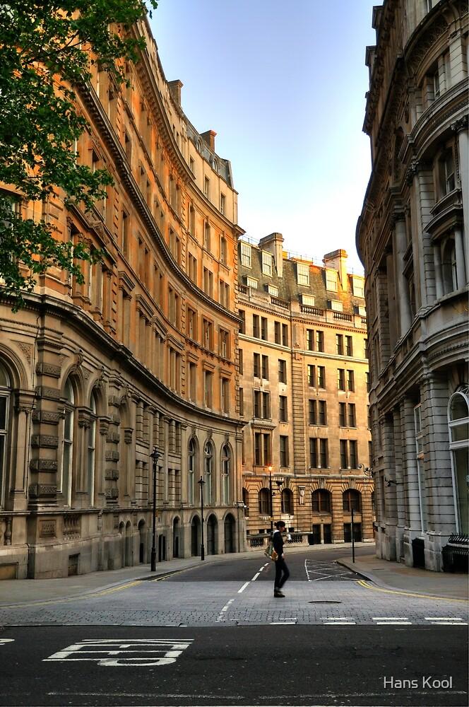 London, Great Scotland Yard by Hans Kool