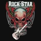 Rock star  by ralphyboy