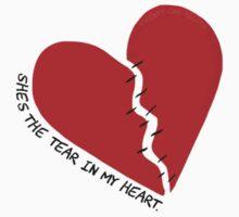 Tear In My Heart by cyberbabe
