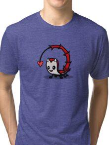 mikoto's Cupid Scorpion Tri-blend T-Shirt