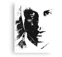 The Consulting Criminal Canvas Print