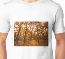 Golden Fall Unisex T-Shirt