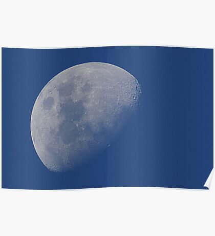 It's a Blue Moon Poster