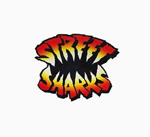 Street Sharks Large Unisex T-Shirt