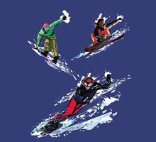 Air dance - Snowboard T-Shirt