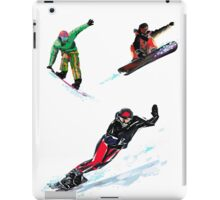 Air dance - Snowboard iPad Case/Skin