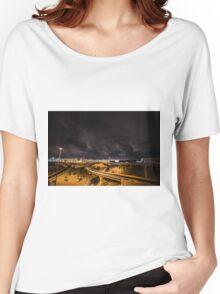 Highway Light Women's Relaxed Fit T-Shirt