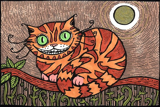 Cheshire by Anita Inverarity