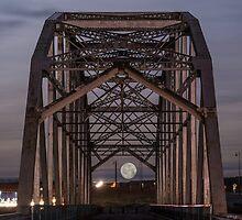 Moon Bridge by IOBurque