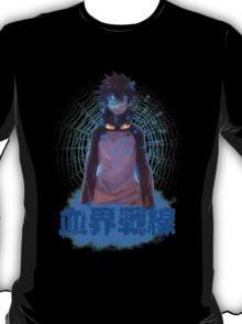 Anime: Kekkai Sensen - Leonardo T-Shirt