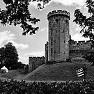 Warwick Castle by Ray Clarke