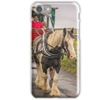 Jaunting with Johnny Cash iPhone Case/Skin