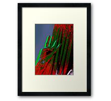 How many is 4 Framed Print