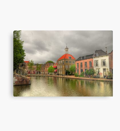 Porters Guild House Metal Print