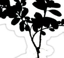 Foxberry Brush Sticker