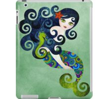 Aquamarine Mermaid iPad Case/Skin